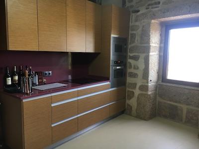 Casa da Serra cozinha