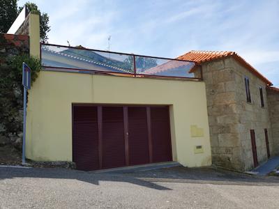 Casa da Serra fachada