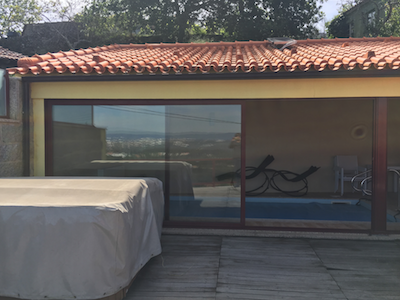 Casa da Serra terraco